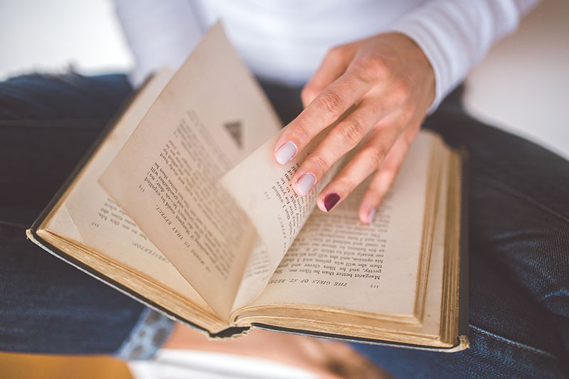 Cafés y libros