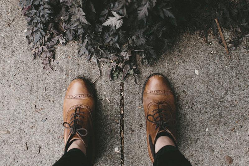 Cómo mantener zapatos en buen estado