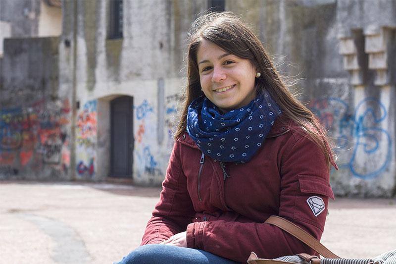 Mujeres de Montevideo: Romina - Ferpectas