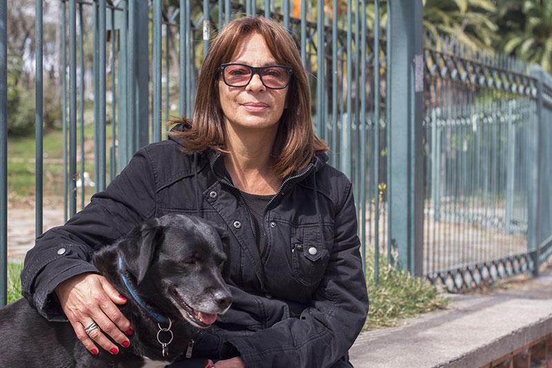 Mujeres de Montevideo: Susana