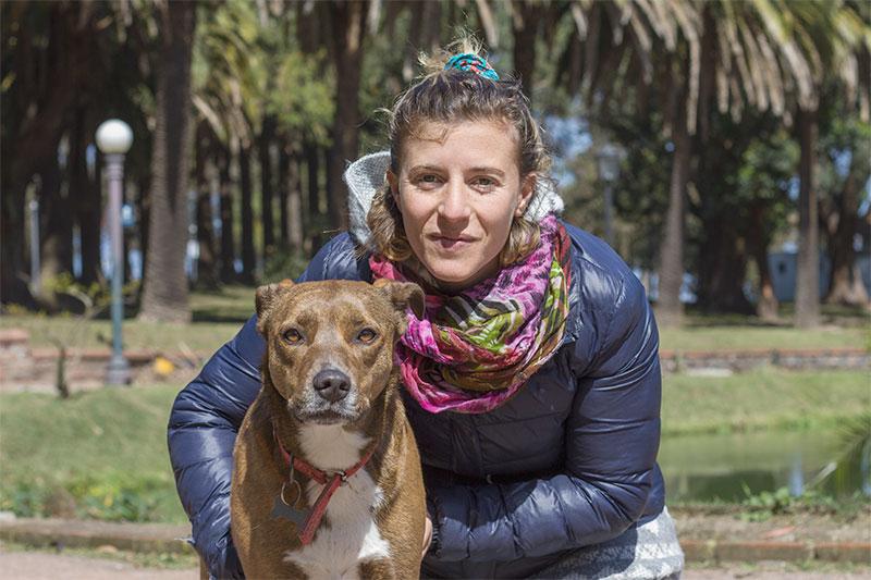 Mujeres de Montevideo: Natalia