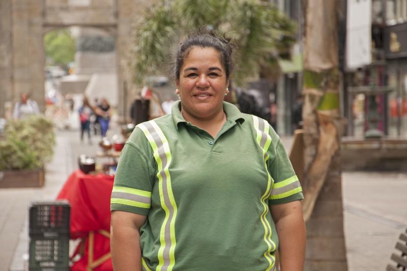 Mujeres de Montevideo: Miriam