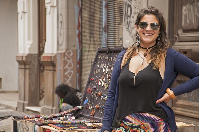 Mujeres de Montevideo Cecilia