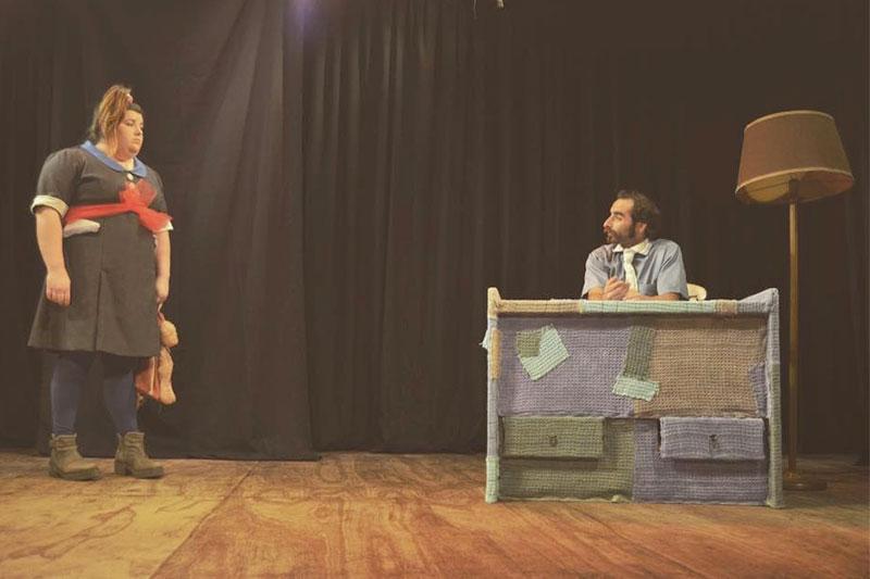 Portería, un espectáculo de improvisación