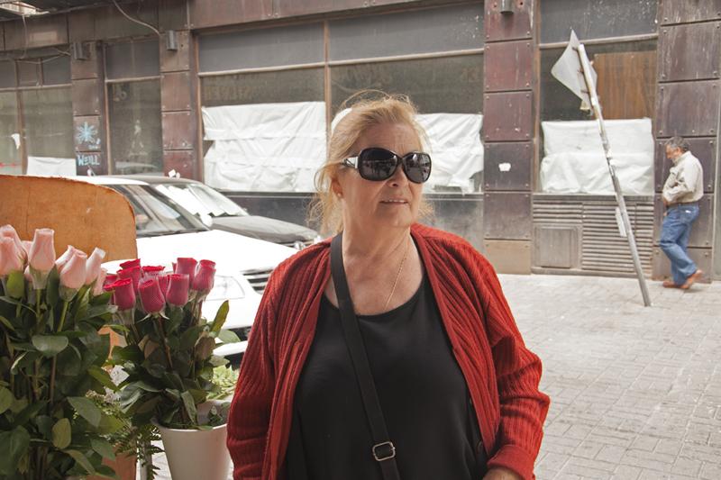 Mujeres de Montevideo: Rosita