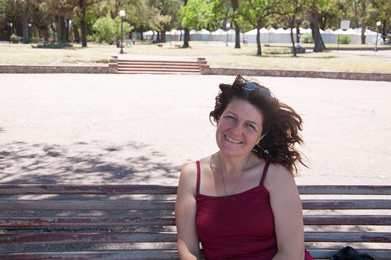 Mujeres de Montevideo: Verónica